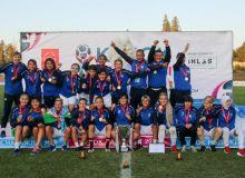 Женская сборная Узбекистана - обладатель Кубка Надежды!