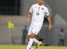 Рашидов провел свой первый официальный матч за «СК Кувейт»