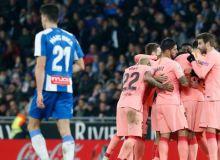 Ла Лига. Каталония дербисида