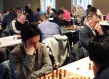 Жахангир Вахидов стал вторым на международном турнире в Англии