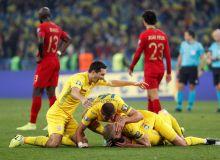 Евро-2020 саралаши. Португалияни енган Украина муддатидан аввал қитъа чемпионатига йўлланмани қўлга киритди
