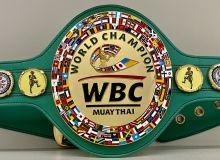 Uzbek Muaythai fighters entered the WBC Muaythai rankings