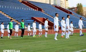 Video. How is Uzbek side preparing for Asian Qualifiers fixtures under returning head coach Vadim Abramov?