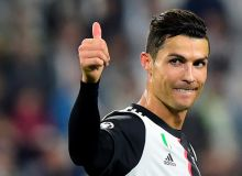 Криштиану Роналду - А Сериянинг январь ойидаги энг яхши футболчиси