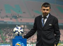 Uzbekistan's Alim Arifov appointed as a match commissioner for Denmark vs Australia match