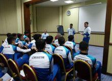 Олимпийская сборная Узбекистана завершила сбор в Ташкенте