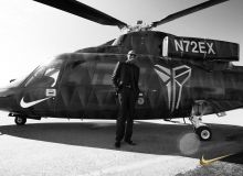 TMZ: Афсонавий баскетболчи Коби Брайант вертолёт қулаши натижасида ҳалок бўлди (ФОТО)