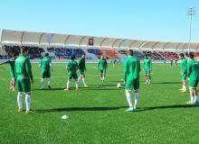 Наш соперник по Кубку Азии-2019 сборная Туркменистана активно готовится к турниру