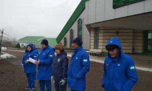 Uzbekistan women's U23 team organise mountain training camp