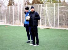 Официально: Асрор Аликулов – главный тренер «Шуртана»