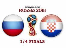 Россия - Хорватия учрашувига тайёрланган расмий промо-роликни томоша қилинг (видео)