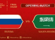Бугун футбол! Россия - Саудия Арабистони