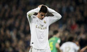 """Хамес: """"Реал""""да мени ҳеч ким кўришни хоҳламайди"""""""