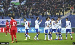 Uzbekistan beat Kyrgyzstan with a 3-1 win in Tashkent