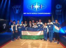Нигора Абдуллаева — абсолютная чемпионка мира в своей категории