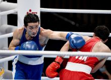 Эльнур Абдураимов завершил своё участие в четвертьфинале