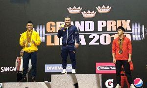 2 нафар оғир атлетикачимиз Перудаги мусобақада шоҳсупага кўтарилди
