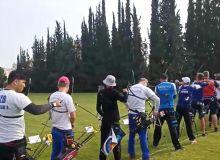 Перед международным турниром лучники Узбекистана провели матчевую встречу