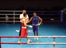 Бокс: Ханти-Мансийскдаги турнирда дастлабки йўқотишга учрадик