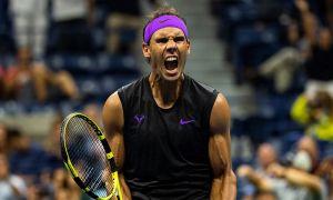 ATP. Надаль амалдаги чемпионни 3 сетда мағлуб этди