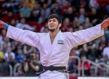 Давлат Бобонов успешно стартовал на Олимпийских играх в Токио