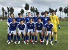 Сборная Узбекистана U-19 обыграла «Эсбьерг U-19»