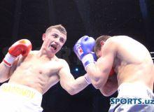 Исроил Мадримов будет бороться за золотую медаль