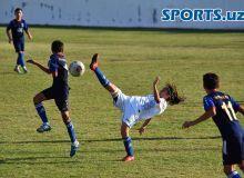 Фотообзор: Девочки сборной Узбекистана U-19 сыграли против юношей «Бунёдкора»
