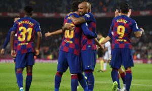 """""""Барселона"""" Мадрид клуби дарвозасига 5 та гол урди (видео)"""