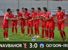 Match Highlights. FC Navbahor 3-0 FC Kokand-1912