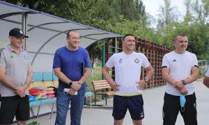 """Заместитель председателя """"Пахтакора"""" ознакомился с подготовкой команды ко второму кругу"""