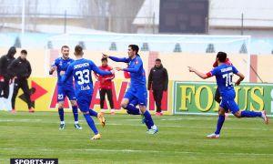 Match Highlights. FC Turon 1-2 FC Kokand