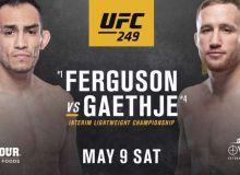 """""""UFC 249"""". Барча жуфтликлар билан танишинг"""