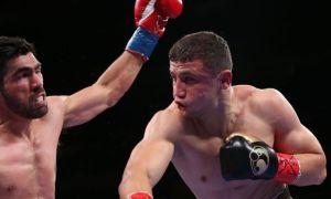 Мексикалик боксчи Исроилнинг зарбаларига дош бера олмади (видео)