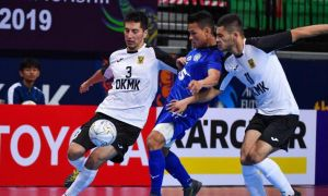 FC AGMK finish 2019 AFC Futsal Club Championship with 4th place