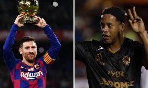 Роналдиньо: Месси тарихдаги энг зўр футболчи эмас