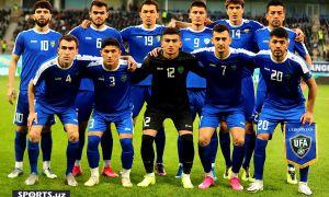 Планы сборной Узбекистана перед важными матчами