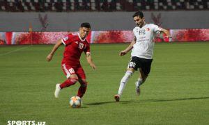 Photo Gallery. FC Navbahor 0-1 FC Kizilkum