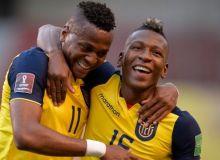 Колумбия кутилмаганда Эквадордан 6 та гол ўтказиб юборди
