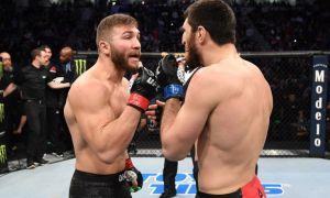 Хонтўраев нокаут қилган жангчи UFCда реванш жангини ўтказади