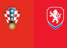 Хорватия – Чехия. Модрич ва Шик асосий таркибда!