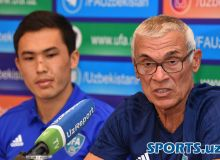 Hector Cuper admits he makes a fault in training sessions