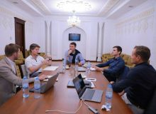 FC Pakhtakor kicks off the cooperation with double pass