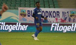 Match Highlights. FC Bunyodkor 1-0 FC Mashal