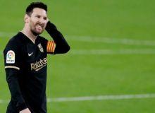 "Месси ""Барселона""нинг 10-рақамида 600-голини урди"