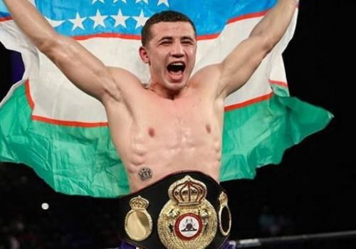 Israil Madrimov is eager to break MJ Akhmadaliev's record and wants to fight in Uzbekistan