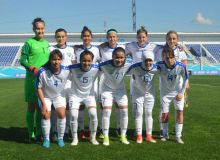 Женская национальная сборная Узбекистана сегодня приступит к УТС