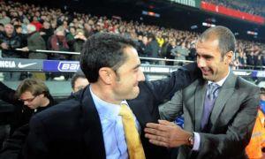 """Гвардиола: Вальверденинг """"Барселона""""да қолганидан хурсандман"""