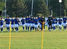 Национальная сборная Узбекистана приступила к сбору.