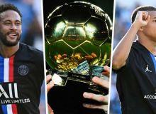 PSJ etakchilari kutilmagan yuqorilashga erishdi, Ronaldu va Messi kuchli uchlikda qoldi: «Oltin to'p»ga da'vogarlarning yangilangan reytingi
